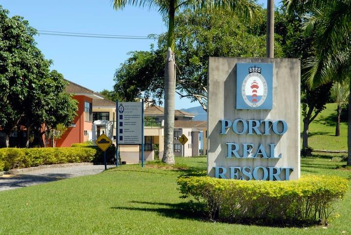 Apartamento no Porto Real Resort, Mangaratiba
