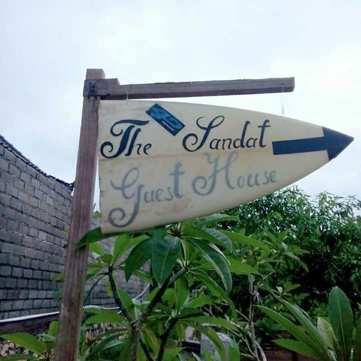 The Sandat Guest House Nusa Lembongan
