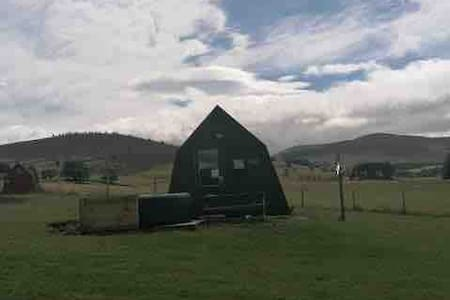 Luxury Glamping in the Cairngorms - The Stag