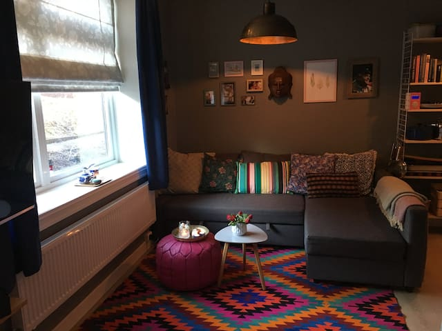 Cozy apartment at Bjølsen - Oslo - Wohnung