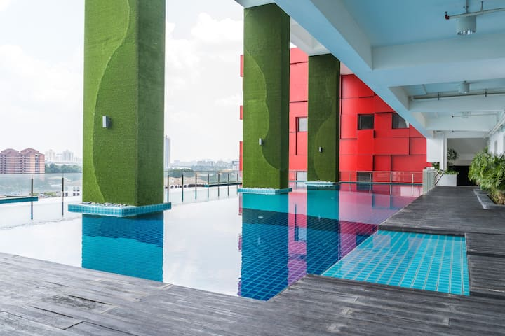 Modern Studio in malaysia+gym+prices marked down!
