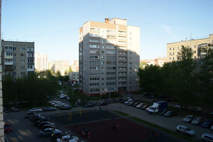 Апартаменты Сабурова 17 - Izhevsk - Apartment