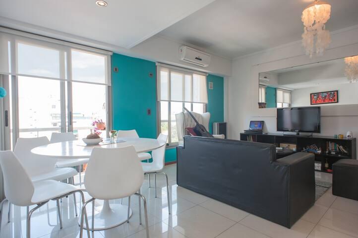 Habitación cómoda y luminosa - Buenos Aires - Apartment