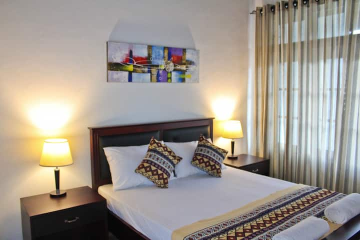 Twin Villa 22, Deluxe Double Room