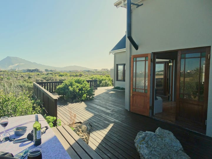 Peace and  relaxation in the Fynbos