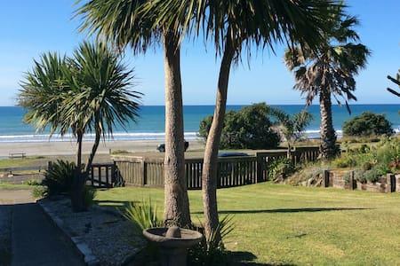 Waiotahi beach villa