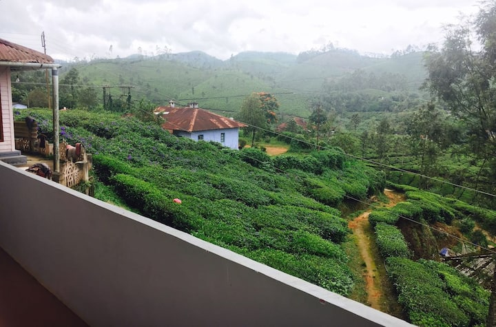 Plantation View Room in Munnar