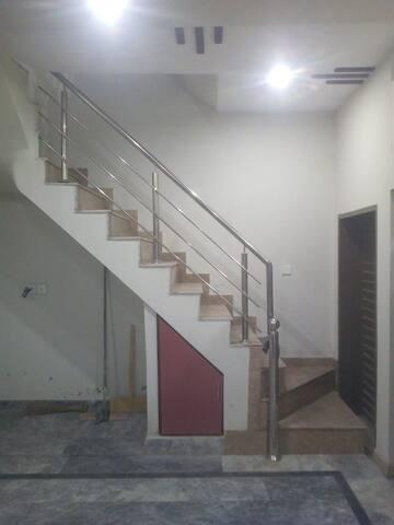 NEXT TO FLATTIES EXPRESS HOTEL DHA MAIN BOULEVARD