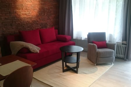 Citystudio - Zentral und ruhig in VS - 菲林根-施文宁根 (Villingen-Schwenningen) - 公寓