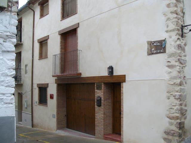 Casa Rural Pilar Almedíjar · Sierra de Espadán
