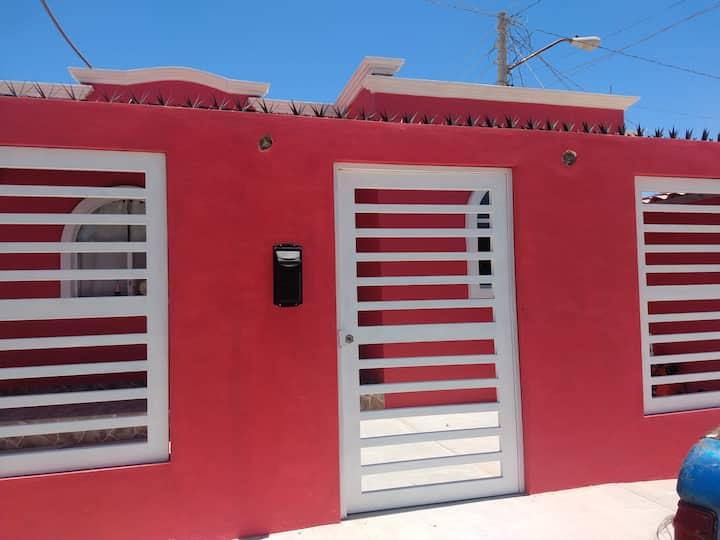 Casa nueva en puerto Peñasco