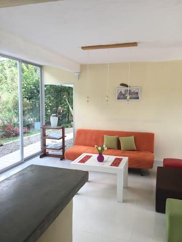 Finca El Castillo inn ideal para familias y amigos - Cachipay - Rumah
