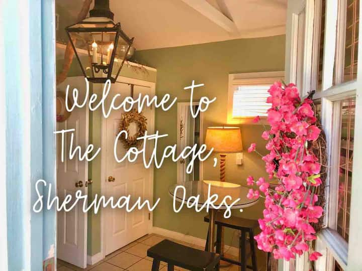 The Cottage, socially distanced private guesthouse