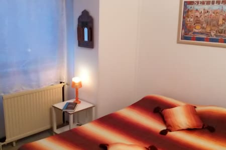 Cozy Private Room near the city center - Woluwe-Saint-Lambert