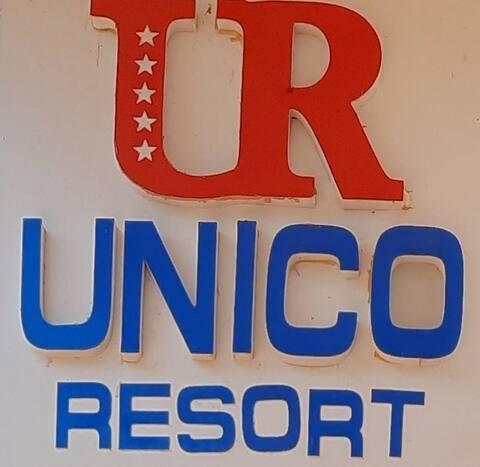 Unico Resort, home unique as you.