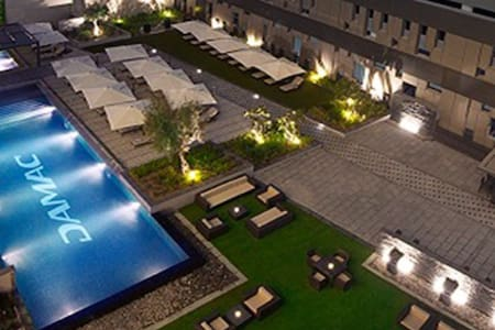 Luxury studio hotel apt close burj khalifa - Appartement