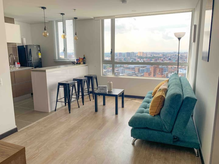 ✪ Beautiful Apartment! Great View, Best Location.