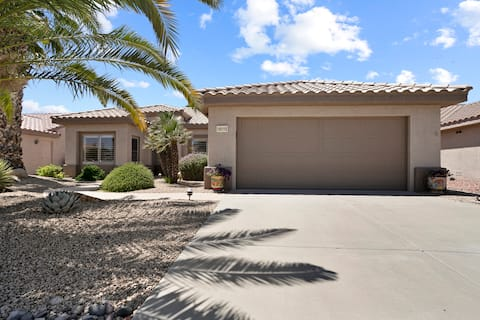 New! Desert Oasis with Private Pool