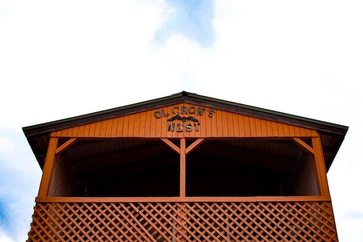 Ranchero Cedar Stable