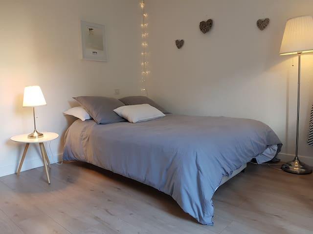 Studio avec jardin à la Chambre d'Amour - ANGLET
