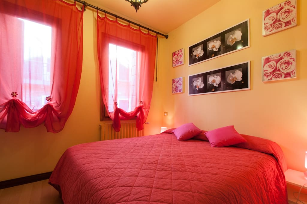 b b da nina venice bed and breakfasts for rent in venice veneto italy. Black Bedroom Furniture Sets. Home Design Ideas