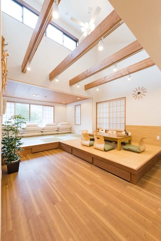 Perfect location at Hakone 2 rooms available #R06 - Hakone-machi