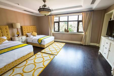 西山院子---罗马阳光双标房(305) - Qinhuangdao