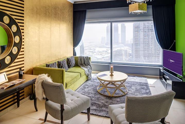 Midtown Deluxe 2BR - Downtown Dubai