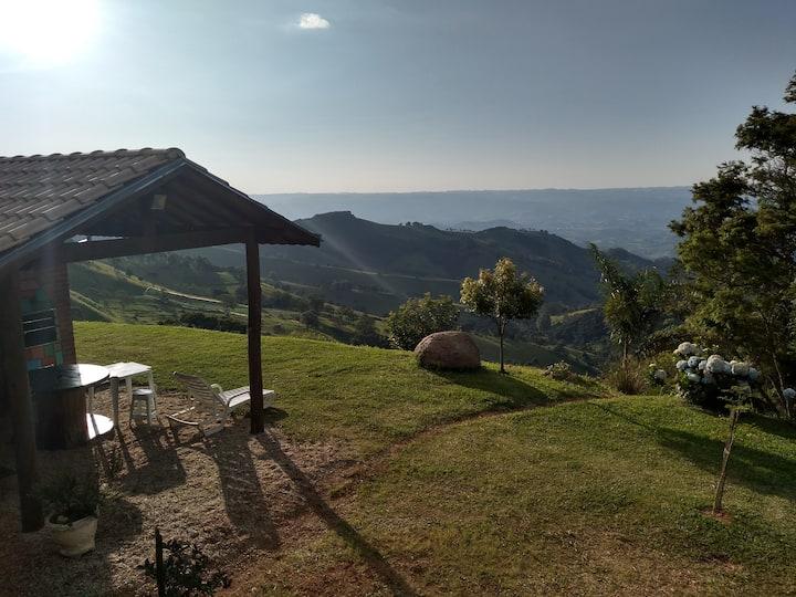 Chalé Alto da Mantiqueira, a melhor experiência.