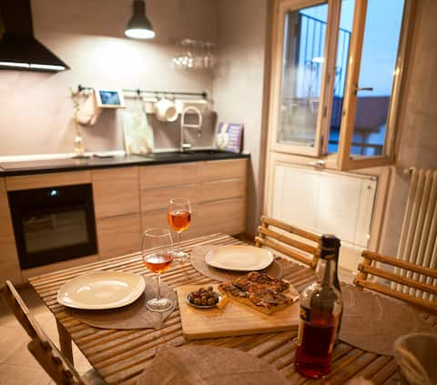 Lake Garda Sunny Private Room