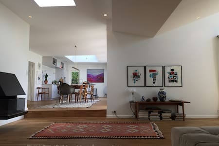 Mid-Century House 10 min. from CPH. - Gentofte - Haus
