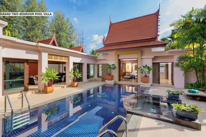 Banyan Tree Villa