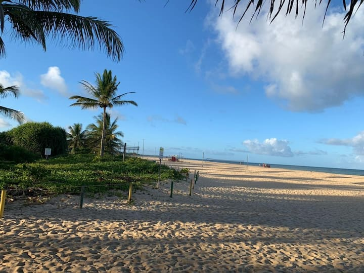 Bangalô 1 quadra praia de Guaratiba - Prado/BA