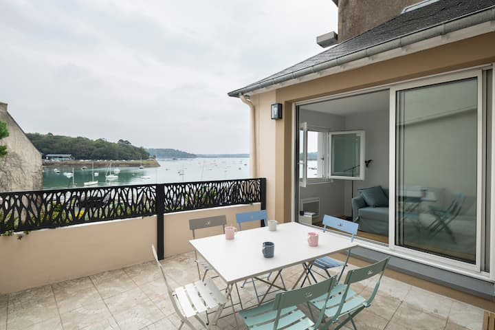 LE JARDIN BLEU - cosy 2 bedrooms - seaview