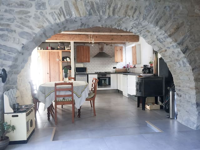 Maison de charme 8 couchages maxi - Taurize - Dům
