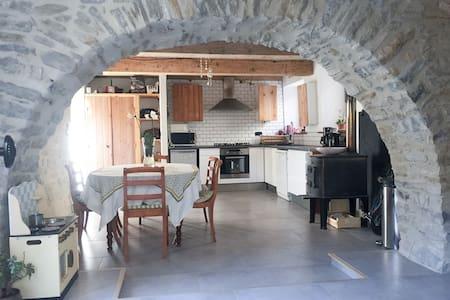 Maison de charme 8 couchages maxi - Taurize - House