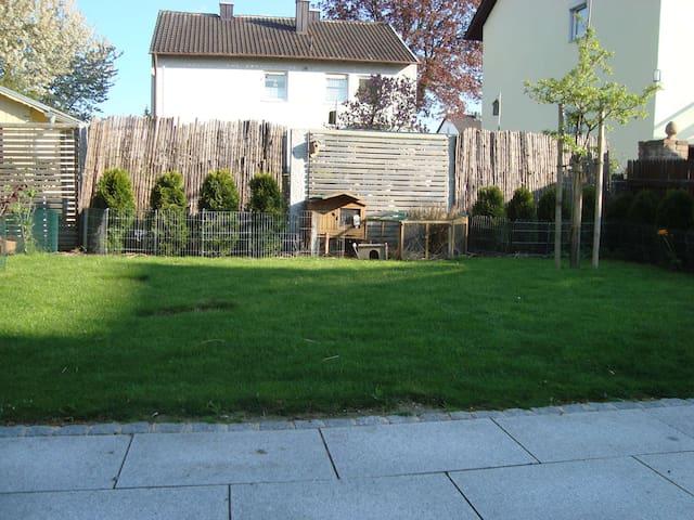 Ruhiges Zimmer in gemütlichem Haus. - Ingolstadt - House