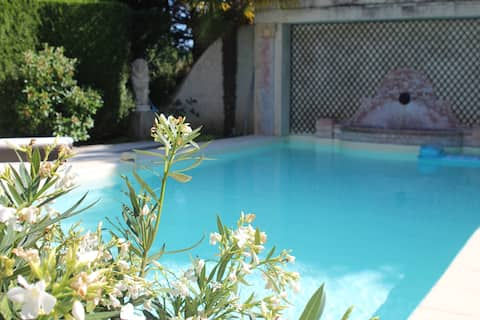 Estudio 50m2 con encanto piscina privada Paris Versailles