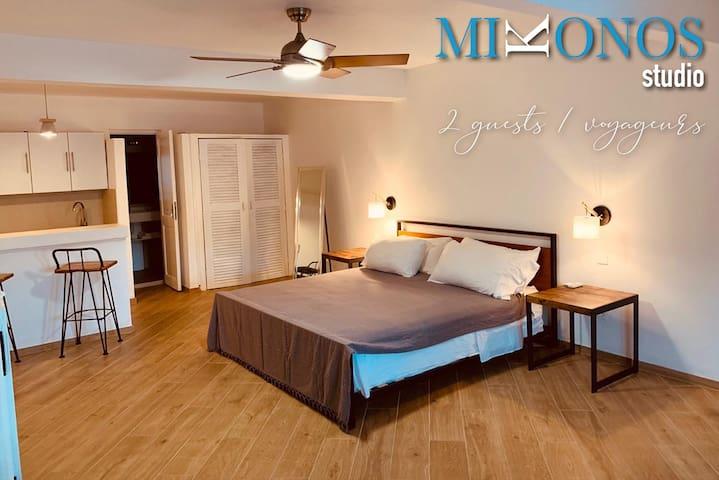 Studio Mikonos Orient Bay