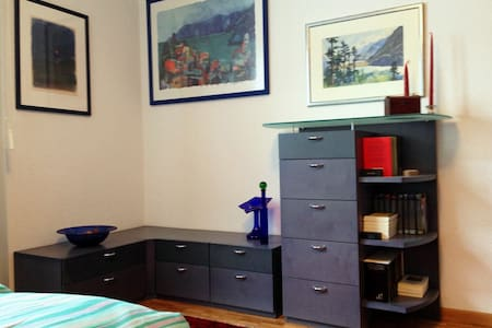 Komfortables Zimmer/Bad & Frühstück - St. Gallen - Apartment