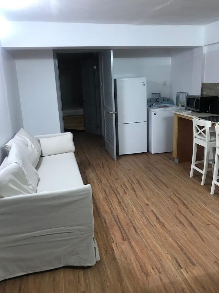Camie's Apartment