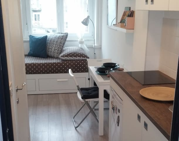 StudioPEGAZ - Mini UNIQUE in Zagreb CENTER - Zagreb - Appartement