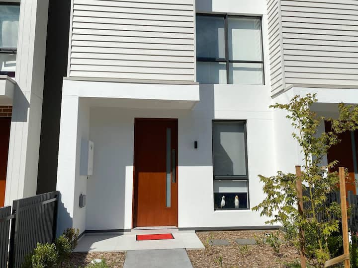 Room for Rent in a Newly Constructed Townhouse