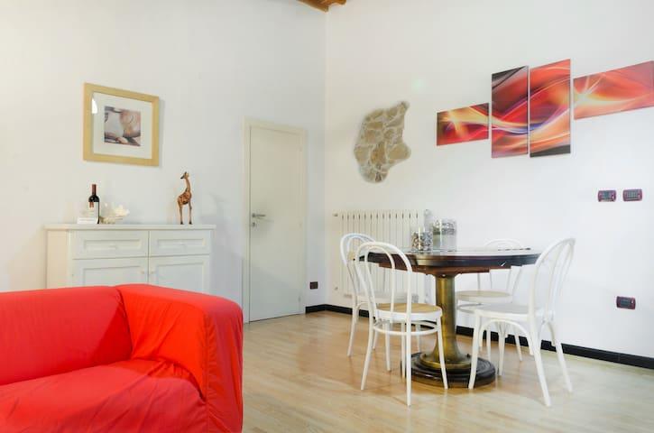 Nice Apt in Piombino (in front of Elba Island!) - Piombino - Apartment