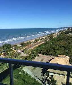 Fantastic top floor condo with amazing  ocean view - Ilhéus