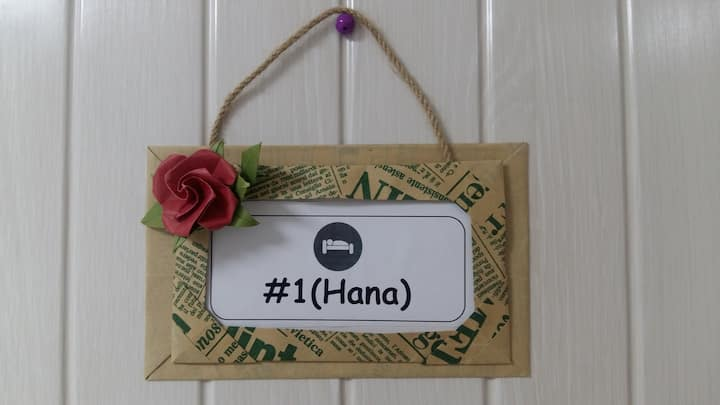 """HANA""-Discount of 10%(7 days~)&30%(28 days~!!)"