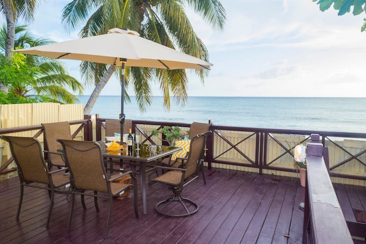 BEACH FRONT PROPERTY, BARBADOS- RECENTLY RENOVATED