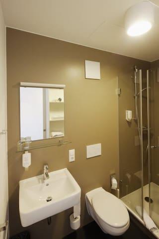 mk | hotel stuttgart - Einzelzimmer Standard