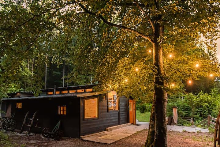 Designer Cabin mit Talblick - Slow down in Tirol