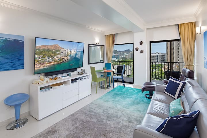 🌅Ocean Sunset Penthouse~LEGAL PERMITTED RENTAL
